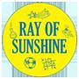 Ray of Sunshine Logo